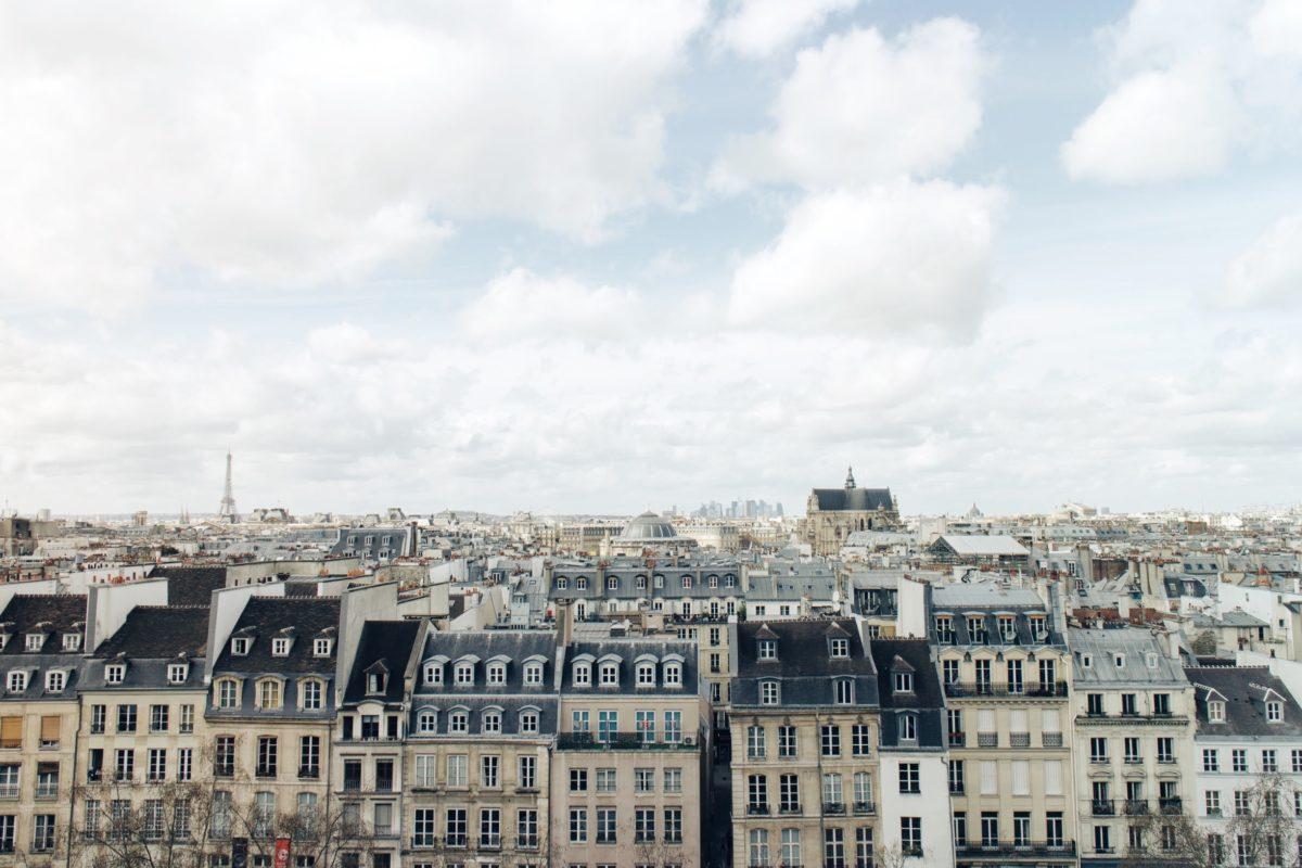 Paris klassiska siluett. Foto: Nil Castellví